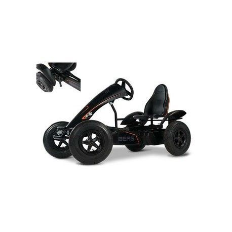 Kart Pedales BERG Black Edition BFR-3
