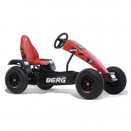 KART DE PEDALES BERG XL B.SUPER RED BFR-3